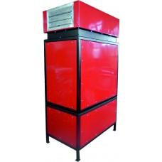 Автоматические теплогенераторы вертикальные, внутреннего размещения (50 - 600 кВт) котловая сталь